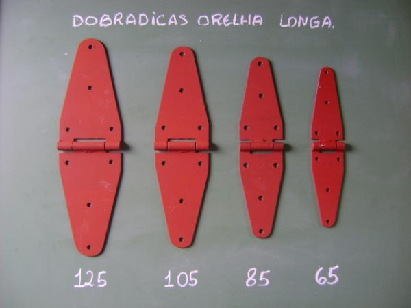 DOBRADIÇAS ORELHA LONGA