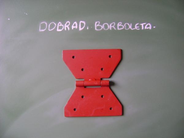 DOBRADIÇA BORBOLETA